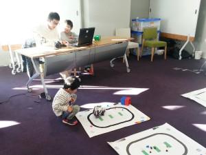 12月23日KOIL 「レゴ ロボットで遊んで学ぼう!」