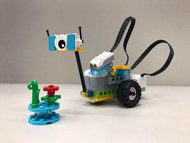 動かせ! 組み立てロボット チャレンジ編